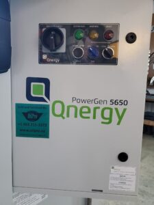 PowerGen unit from Qnergy and OilPro