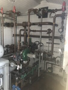 OilPro supplies complete packages for Vapour Recovery Compressor packages and Vapour Recovery Unit (VRU) systems