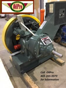 OilPro pumpjack driver engine